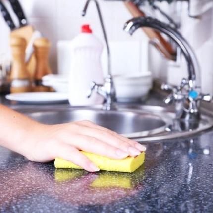 راهکار های از بین بردن میکروب در نظافت منزل
