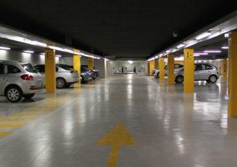 شستشوی پارکینگ با واترجت