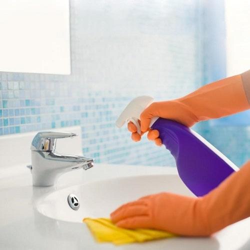 شستشوی سرویس بهداشتی