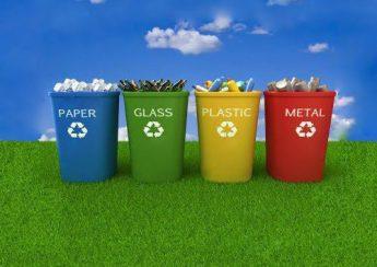 جمع آوری زباله با انبر جمع آوری زباله