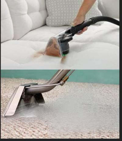 کیفیت نظافت مبل شوی