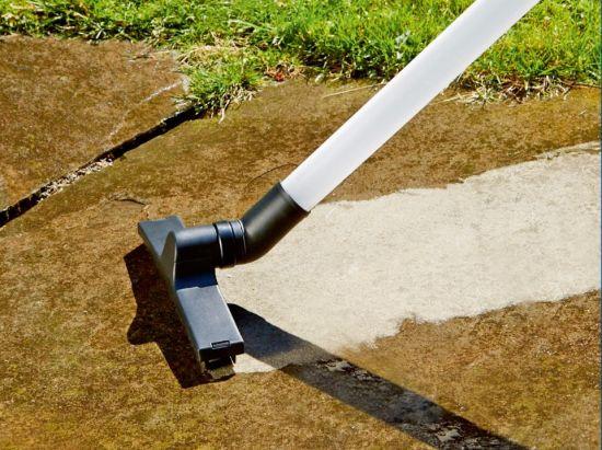 جاروی سه موتوره آب و خاک